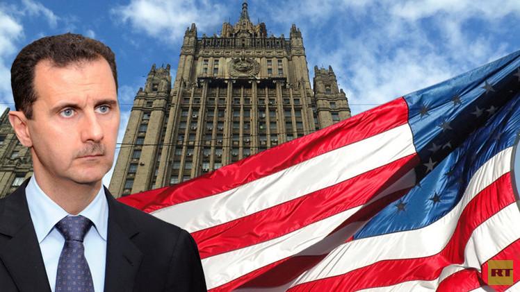 بوغدانوف: مطالبة واشنطن بتنحي الأسد غير شرعية ومضرة