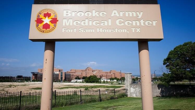 تكساس: مركبة مريبة تتسبب بإغلاق قاعدة عسكرية طبية