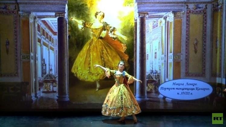 بالفيديو من روسيا.. إعادة إحياء شخصيات متحف الإرميتاج