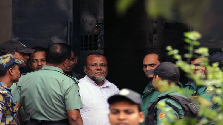 الإعدام لزعيم سابق للحزب الحاكم في بنغلاديش