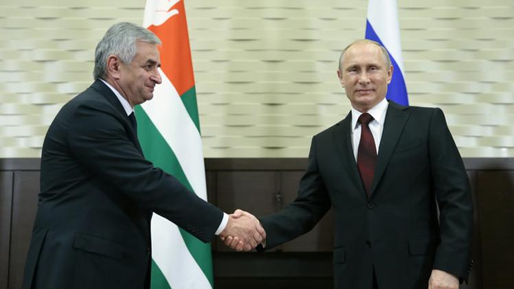 روسيا تقرر مضاعفة مساعداتها لأبخازيا