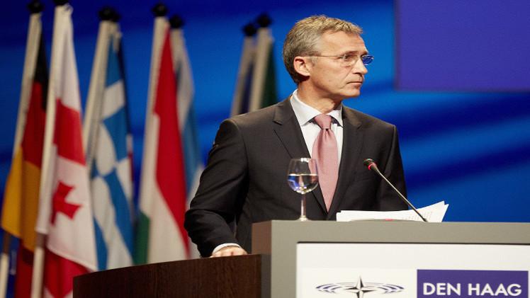 الناتو يرفض معاهدة التحالف الاستراتيجي بين روسيا وأبخازيا