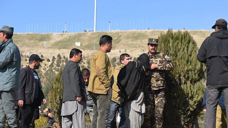 انفجار قوي يهز الحي الدبلوماسي في كابل