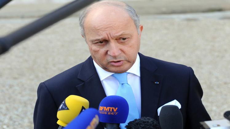 فابيوس: سعي كييف إلى الناتو مثير للقلق