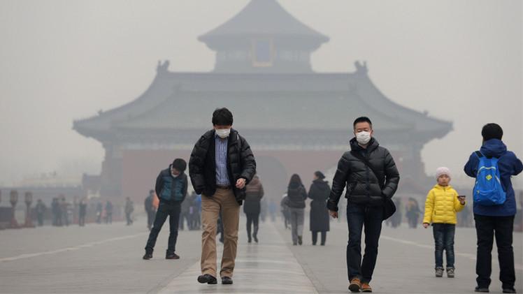 العلماء يوضحون أسباب ظهور الضباب الدخاني في بكين