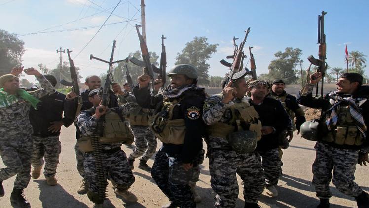 القوات العراقية تحرر قريتين في هيت بالأنبار