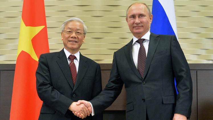روسيا وفيتنام تعززان علاقتهما باتفاقيات استراتيجية