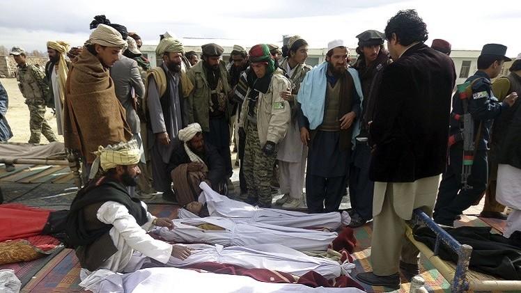 موسكو: الناتو يفرط في تفاؤله بتطورات الوضع في أفغانستان