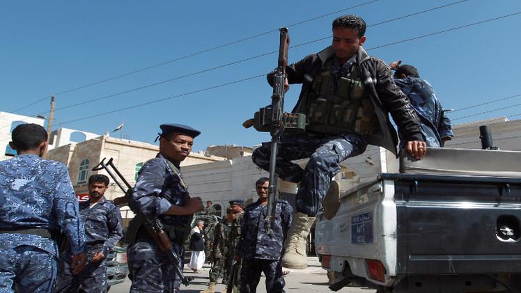 مقتل 10 مسلحين في اشتباكات بين الحوثيين وآل الأحمر في صنعاء