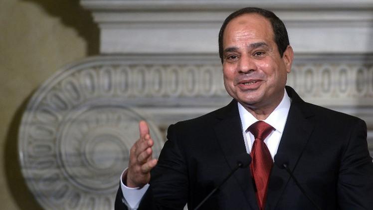 السيسي إلى فرنسا لبحث التعاون الثنائي والأزمة الليبية وأمن المنطقة