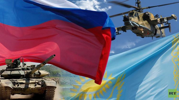 مجلس الاتحاد الروسي يقر اتفاقية التعاون العسكري مع كازاخستان