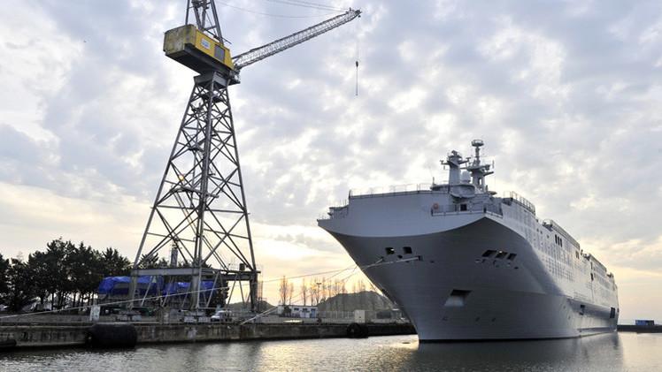 صحيفة: باريس قد تضطر لدفع 3 مليارات يورو لموسكو في حال عدم توريد سفينتي