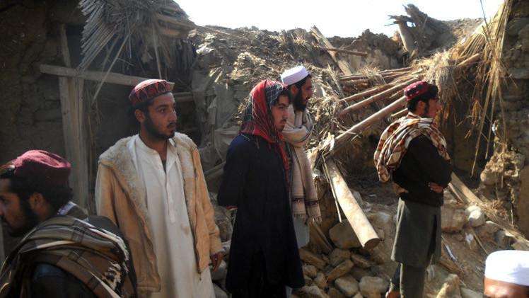 باكستان : مقتل 8 متشددين إسلاميين في غارة اميركية