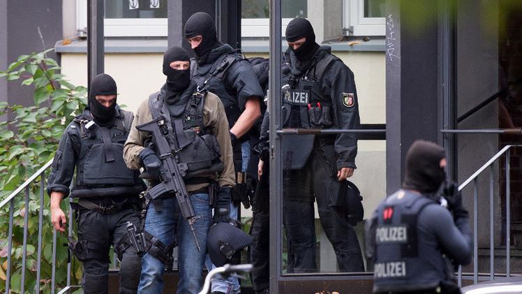 قتيلان و3 جرحى في تبادل لإطلاق النار غرب ألمانيا