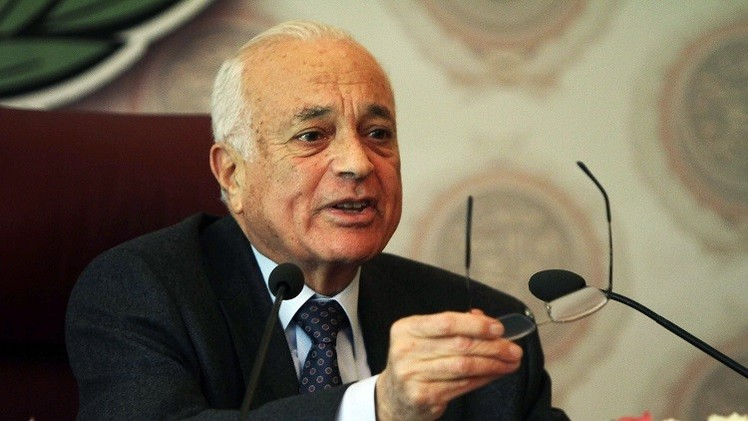 العربي يشيد اعتزام دول التعاون الخليجي إنشاء قوة بحرية مشتركة
