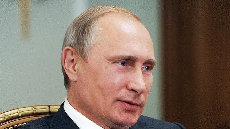بوتين: روسيا لا تهدد أحدا ولن تنجر في ألعاب جيوسياسية