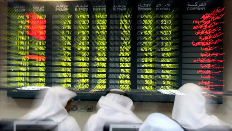 المؤشر السعودي ينخفض خلافا للمؤشر القطري