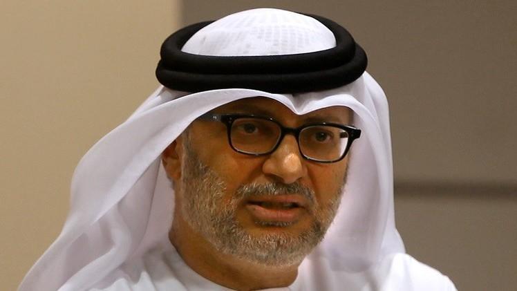 وزير الخارجية الإماراتي: لا حل للأزمة في سوريا إلا من خلال قمة روسية أمريكية