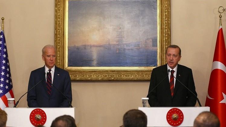 أردوغان يندد بـ
