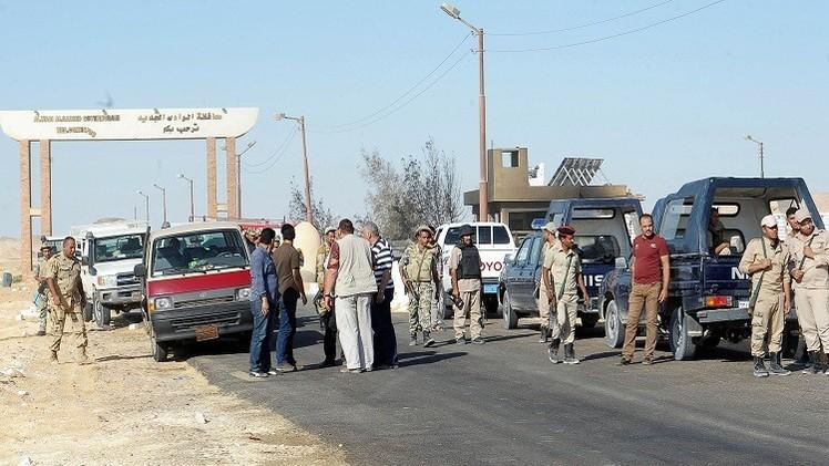 الجيش المصري يعلن حالة التأهب تحسبا لجمعة