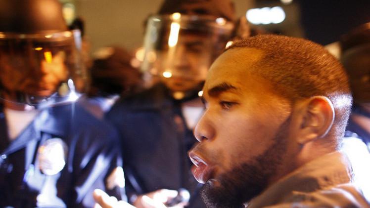اعتقال أكثر من 400 شخص خلال 3 أيام من احتجاجات فيرغسون