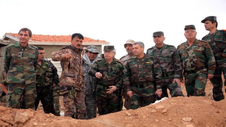 الجيش السوري يقتل 50 مسلحا في كمين بالغوطة الشرقية