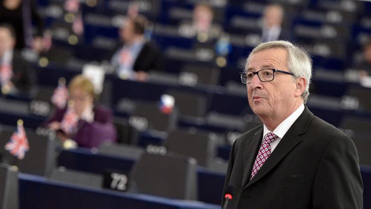 البرلمان الأوروبي يؤكد ثقته بالمفوضية الأوروبية برئاسة يونكر