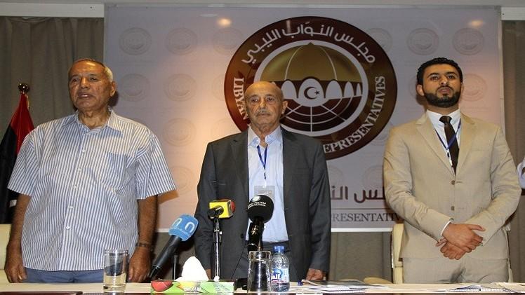 وفد ليبي يبحث في القاهرة إطلاق حوار وطني برعاية مصرية