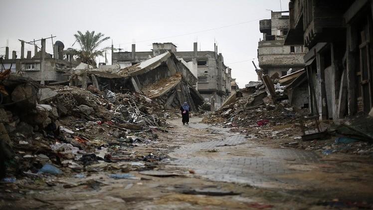الاتحاد الأوروبي: إعادة إعمار غزة يحتاج إلى تغيير سياسي جوهري