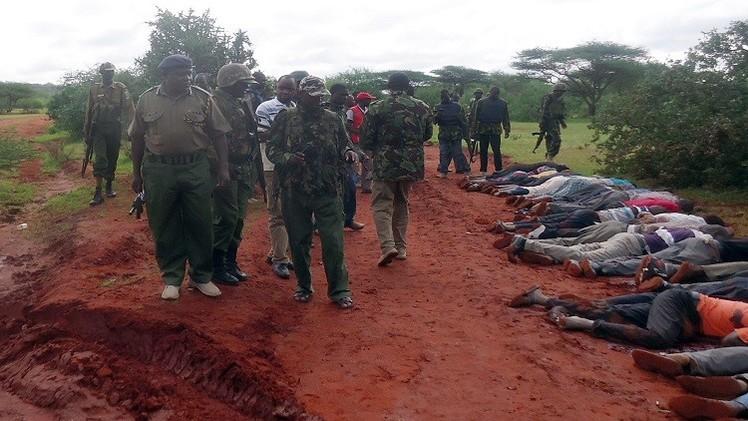 الجيش الكيني يقتل 49 مسلحا  ينتمون لحركة الشباب في الصومال