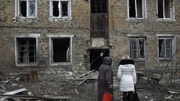 موسكو: لن نسمح بمحاصرة سكان شرق أوكرانيا عسكريا