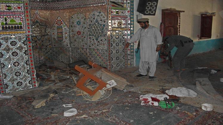 أفغانستان.. 20 قتيلا بهجمات لطالبان من بينها استهداف مسجد