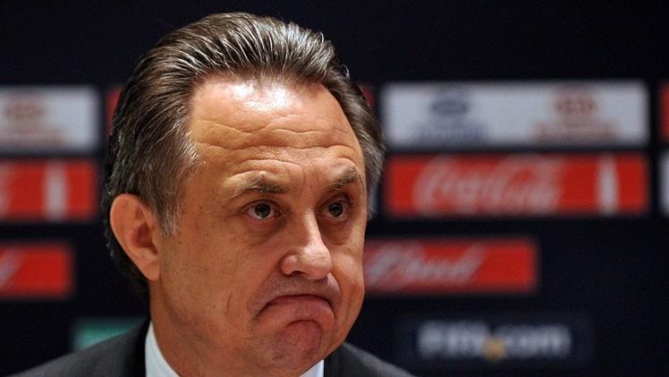 وزير الرياضة الروسي يعد بتغيرات في المنتخب الوطني