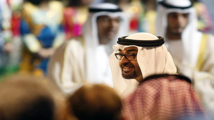 ولي عهد أبوظبي يزور الدوحة لترسيخ اتفاق المصالحة مع قطر