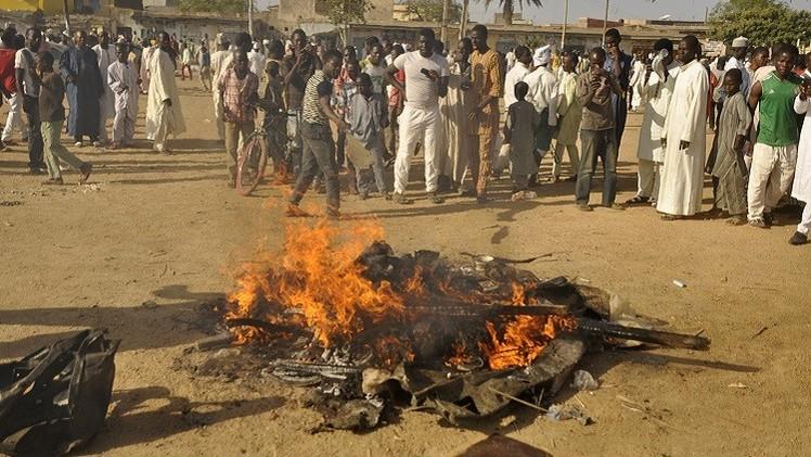120 قتيلا و270 جريحا بهجوم على مسجد في نيجيريا