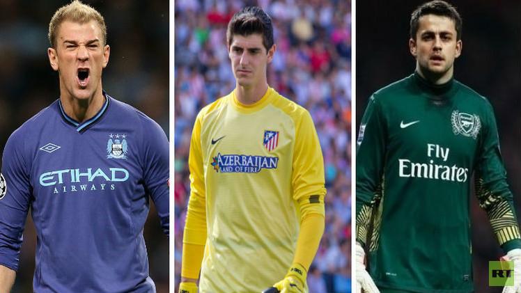 من أفضل حارس في الدوري الإنكليزي؟