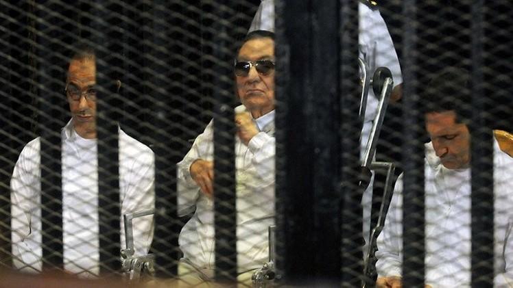 ترجيح إعلان براءة مبارك السبت وإطلاق سراحه نهائيا