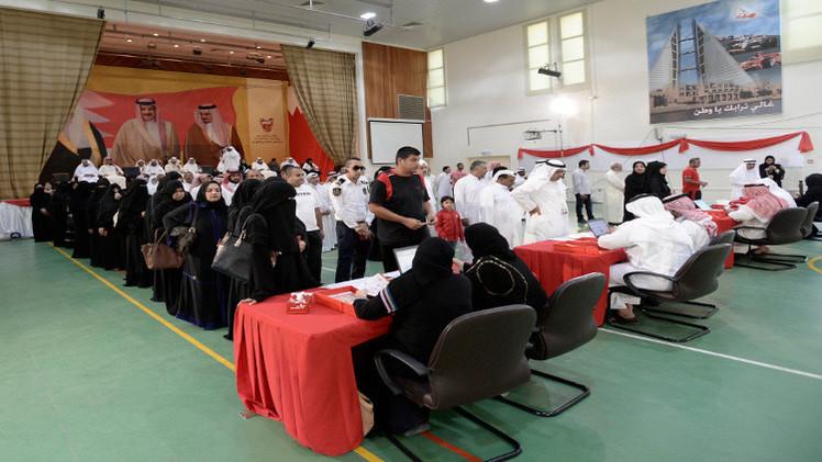 إغلاق مكاتب الإقتراع في البحرين