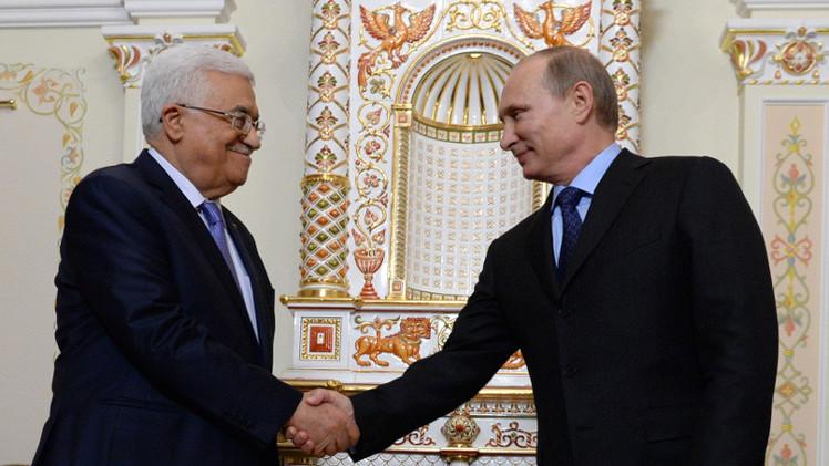 بوتين يجدد الدعوة لإقامة دولة فلسطينية قابلة للحياة