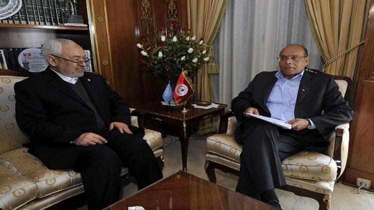 المرزوقي يتجه لسحب تكليف السبسي تشكيل الحكومة  التونسية