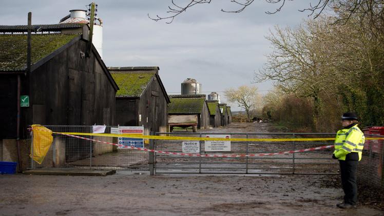 الشرطة البريطانية تحقق في تقارير عن انفجار قرب ثكنة عسكرية