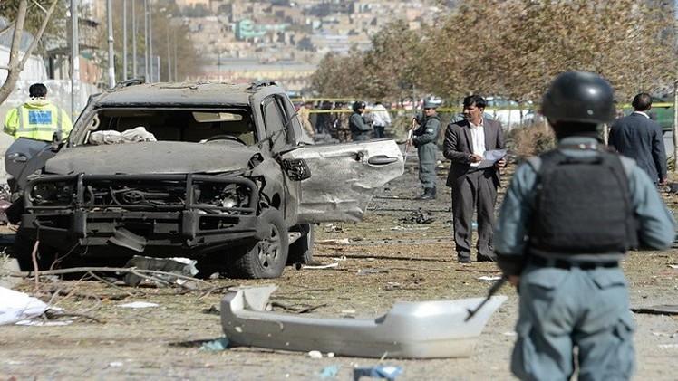 أفغانستان: هجوم انتحاري يسفر عن وفاة أجنبي و أفغاني في كابل