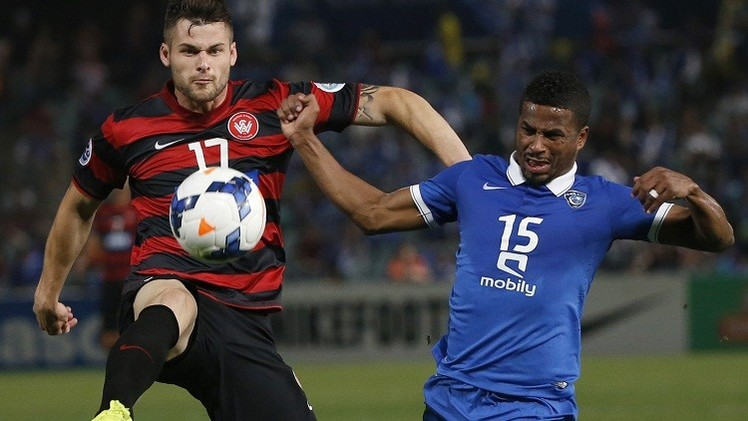 إيقاف الشمراني 8 مباريات في دوري أبطال آسيا