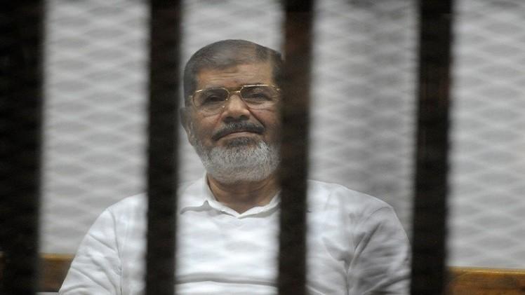انسحاب هيئة الدفاع عن مرسي من جلسة المحاكمة