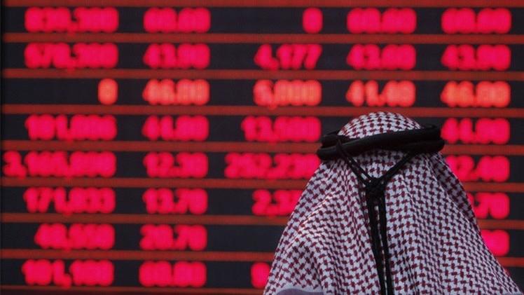 معظم المؤشرات الخليجية تتراجع بعد قرار