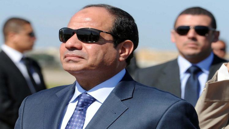السيسي يؤكد على استقلالية القضاء المصري