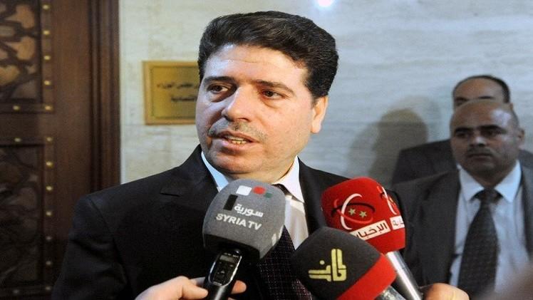 الحلقي يطالب بخطة دولية للحرب على الإرهاب