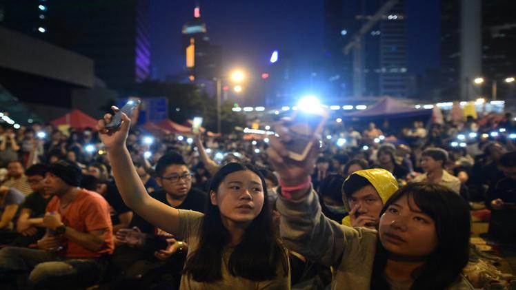 الصين ترفض دخول نواب بريطانيين إلى هونغ كونغ