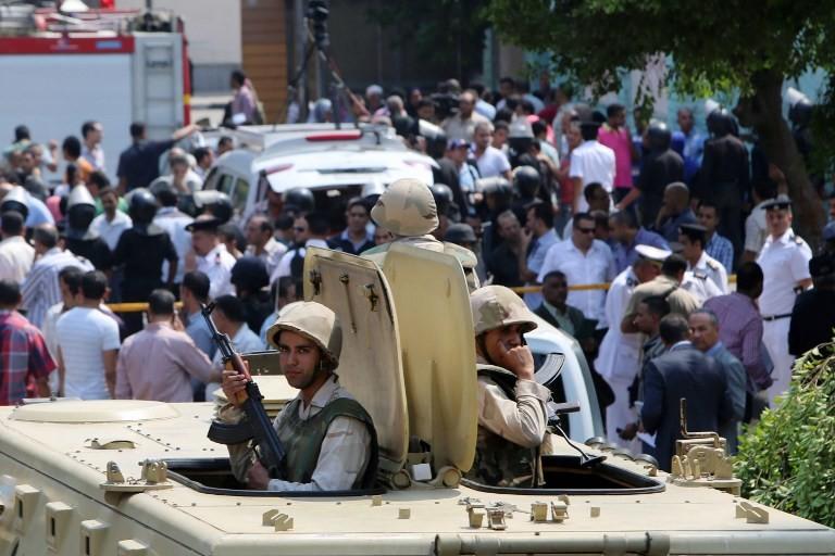 الداخلية المصرية: مخابرات دولية وراء  هجومي سيناء ودمياط