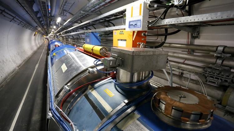 العلماء يكتشفون جُسيمين جديدين في مُصادم هادرون الكبير